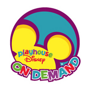 DISNEY PLAYHOUSE ON DEMAND