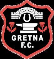 GretnaFC crest