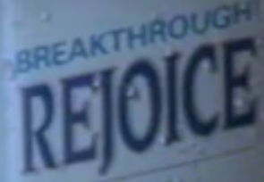 Rejoice First Logo