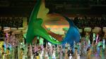 Rio handover logo
