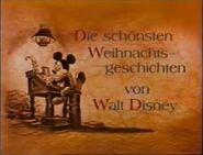 Die Schonsten Weihnachts-Geschichten von Walt Disney