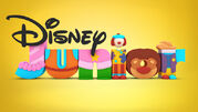 Jojo's Circus - Disney Junior Logo