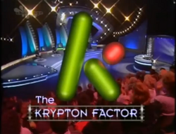 The Krypton Factor 1993