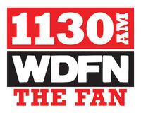 1130AM WDFN THE FAN logo