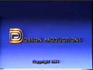 Dobson Productions first logo