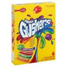 Fruit Gushers 2