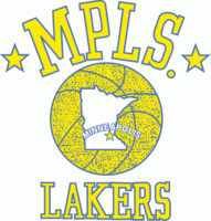 Minneapolis lakers logo
