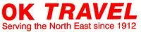 OK Travel logo 1995