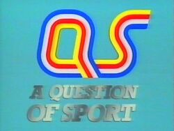 Question of sport 1987 t1078a