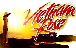 Vietnam rose logo