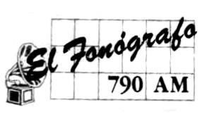 El Fonógrafo XERC 1990