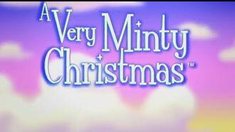 My Little Pony A Very Minty Christmas logo