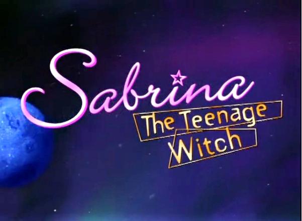 Image Sabrina The Teenage Witch Logo Jpg Logopedia