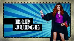 Bad Judge title card