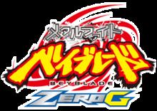 Metal Fight Beyblade- Zero-G