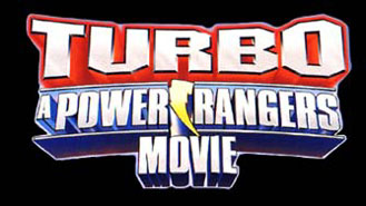 Turbo A Power Rangers Movie logo