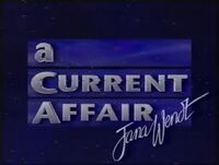 A Current Affair 1992