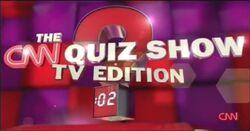 The CNN Quiz Show TV Edition