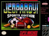 Jeopardy! Sports Edition (SNES)