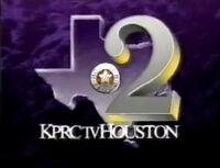 KPRC Channel Two News Weekend Open, 12 27 1987