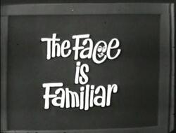 The Face is Familiar Pilot