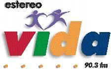 LOGO ESTEREO VIDA XHML 90.3