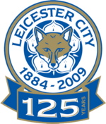 Leicester City FC logo (2009-2010)