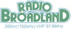 Broadland, Radio 1986