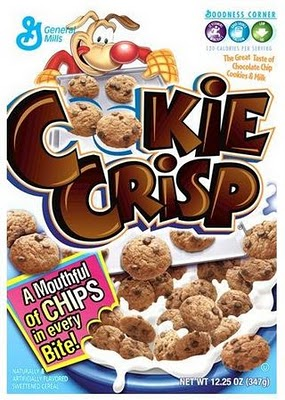 Cookie CrispBox