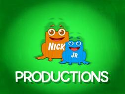 Nick Jr Productions 1996