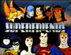 Superfriends (1980)