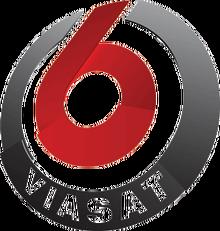 TV6 Lietuva Logo (2008-2009)