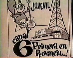 XEWH TV6-1959