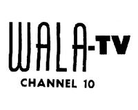 WALA-TV Logo (1953)