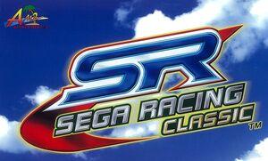 Sega classic racing logo