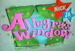 Allegras window logo