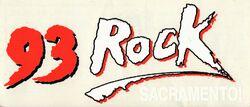 KRXQ 93 Rock