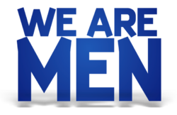 We are men logo