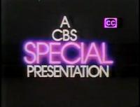CBS Special Presentation with CC bug