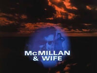 NBC Mystery - McMillan and Wife