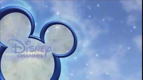 Rare Exstended 2007 Disney Channel Logo