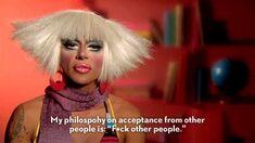 "Raven's ""philosophy"""