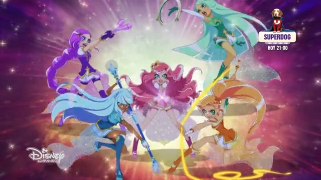 No It's Not >> all this talk about Loli here, loli there. you realize there's an actual show called Lolirock right?