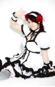 Cosplay Gothic Lolita Haruhi by Street Angel
