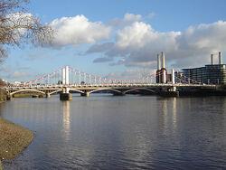 Chelsea bridge 1