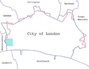 773px-City of London map 01