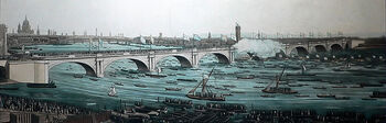 Waterloo Bridge 1817