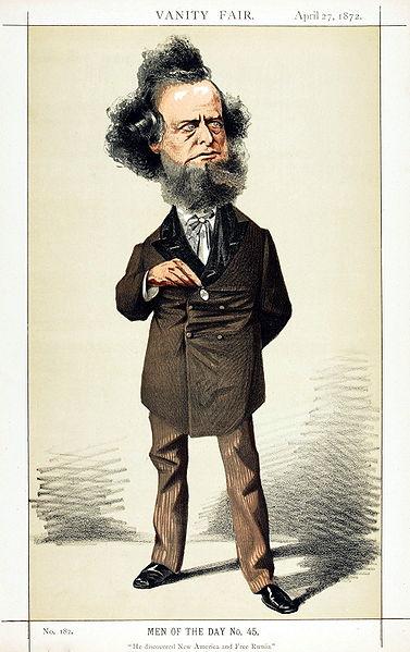 377px-William Hepworth Dixon Vanity Fair 27 April 1872