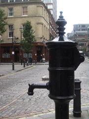 John Snow memorial and pub