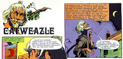 Catweazlegerman